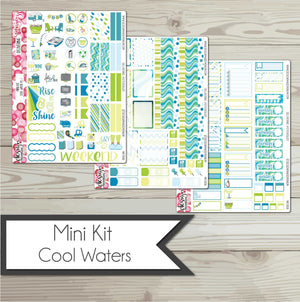 Mini Kit - Cool Waters