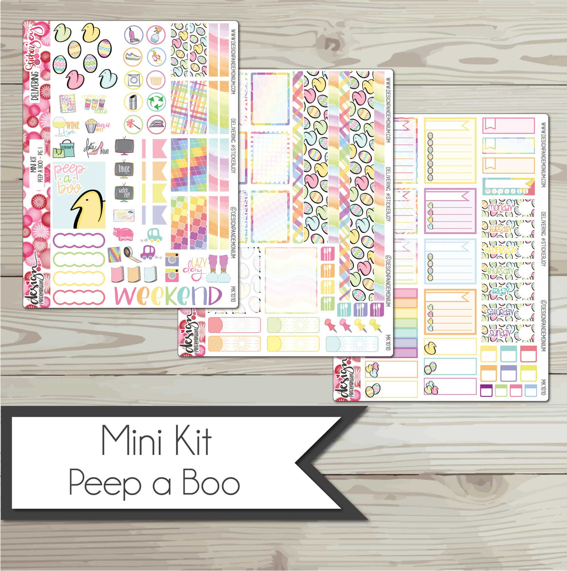 Mini Kit - Peep A Boo