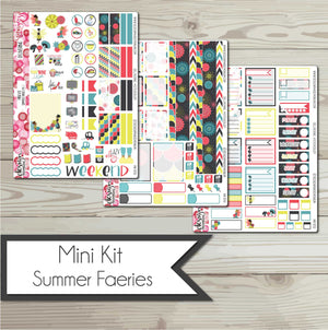 Mini Kit - Summer Faeries
