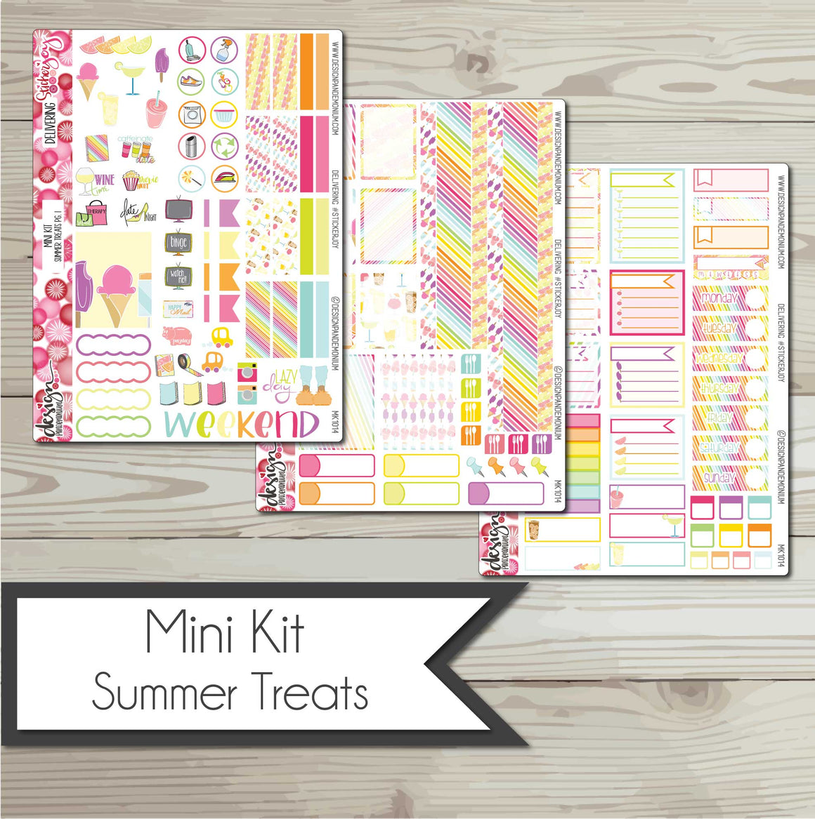 Mini Kit - Summer Treats