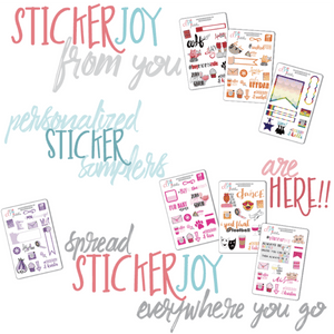 StickerJOY from You Contact Cards