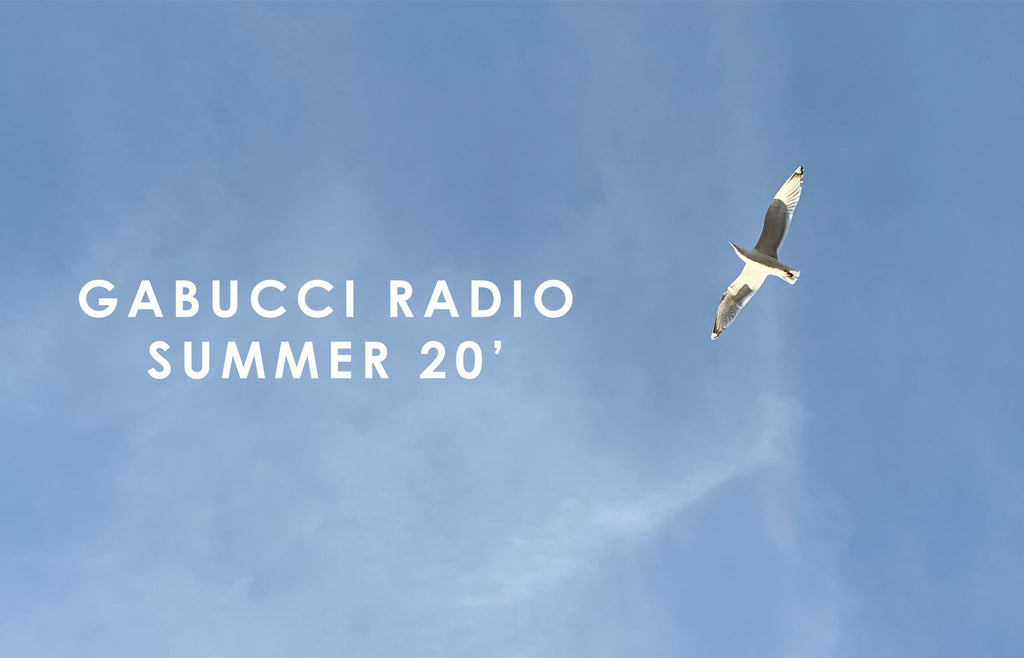 Gabucci Summer Playlist