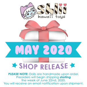 May 2020 Shop Release