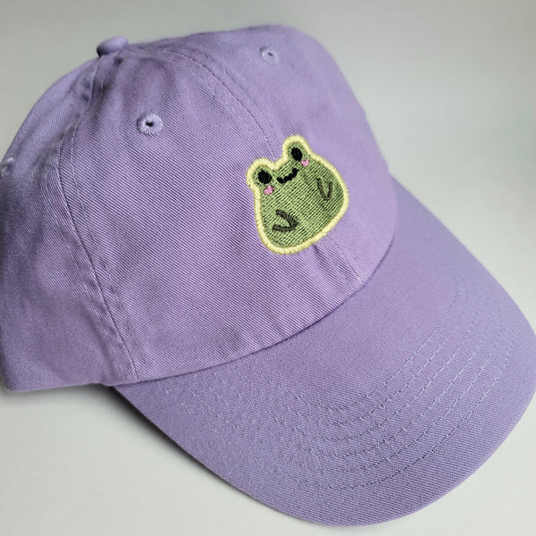 Baby Ribbit Hat