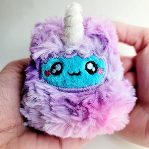 Baby Yeticorn Handmade Miniature Doll