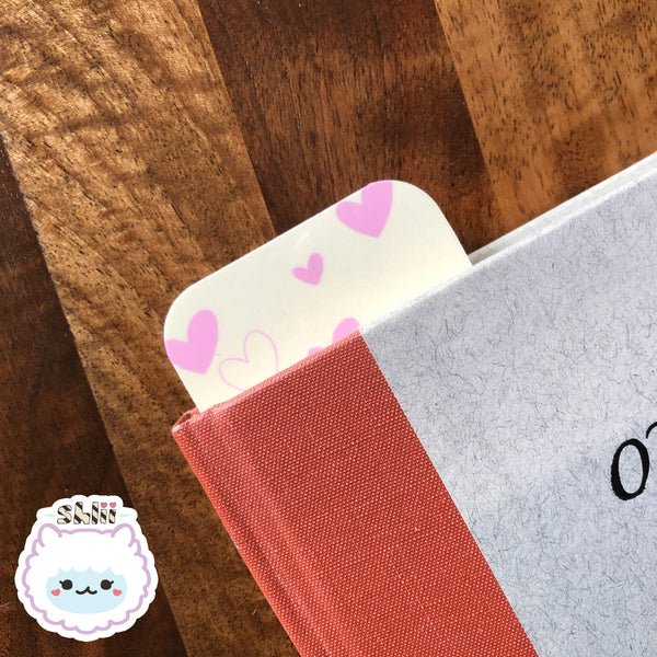 Sweet Tooth Bat Bookmark