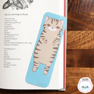 Chaz the Cat Bookmark