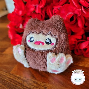 Baby Bigfoot Handmade Miniature Doll