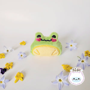 Kid Ribbit Handmade Miniature Doll