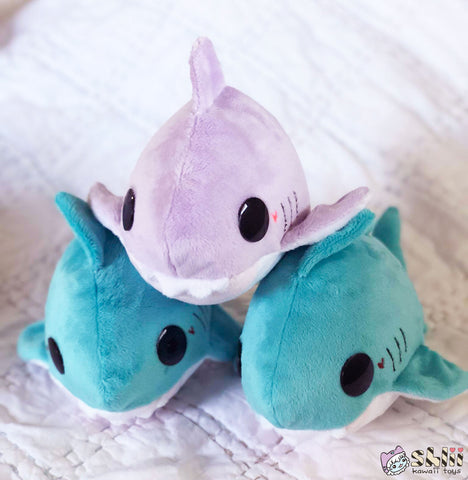 Baby Shark Hand-crafted Plush Doll