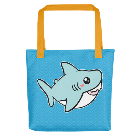 Baby Shark Tote Bag