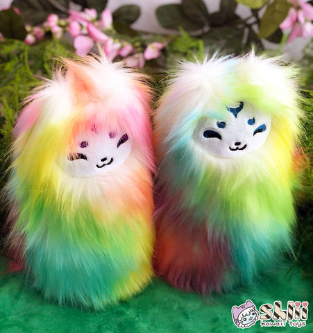 Rainbow Alpine Guardians Cute Handmade Doll