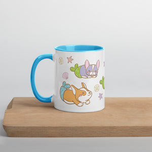 Cute Merdogs Ceramic Mug