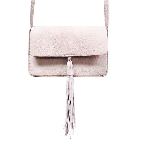 Free Roam Purse In Blush