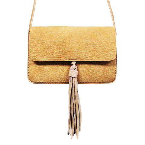 Free Roam Purse In Camel