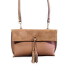 Curated Selection Purse In Taupe