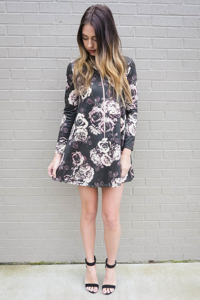 Genuine Joy Floral Dress