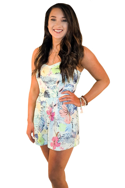 Tide of Your Life Romper