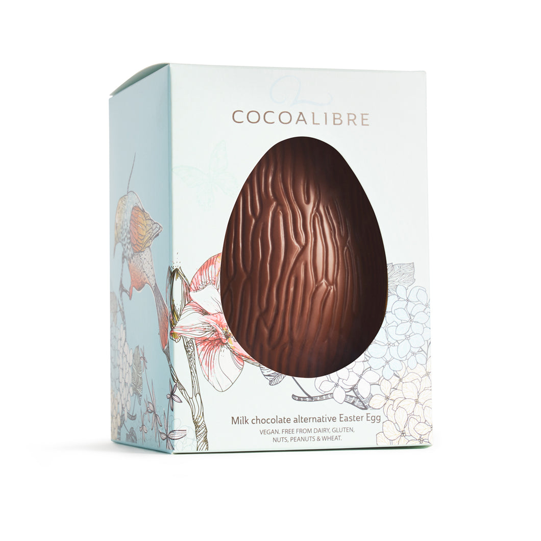Rice Milk Chocolate Easter Egg - 110g