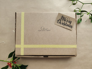 Luxury Christmas Gift Box | Dairy Free Vegan