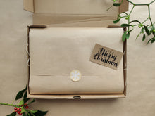 Load image into Gallery viewer, Luxury Christmas Gift Box | Dairy Free Vegan