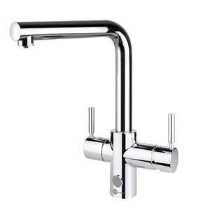 4N1 Chrome Steaming Hot Water Tap, Tank & Filter