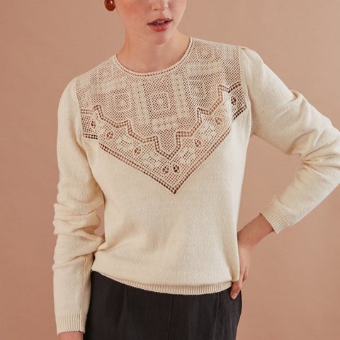 Pink Martini // Sienna Sweater