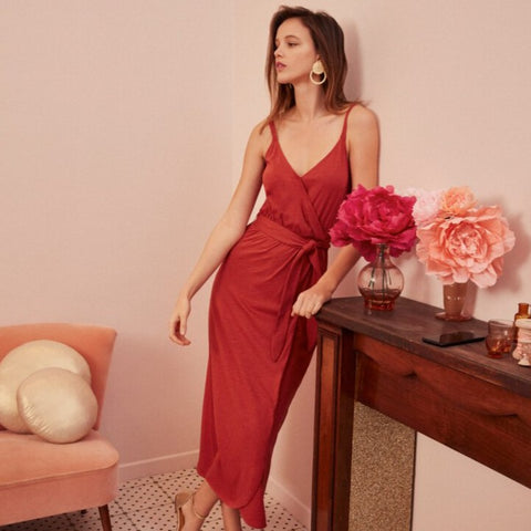 Pink Martini // Pietra Dress