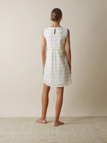 Indi & Cold // Swiss Embroidery Dress