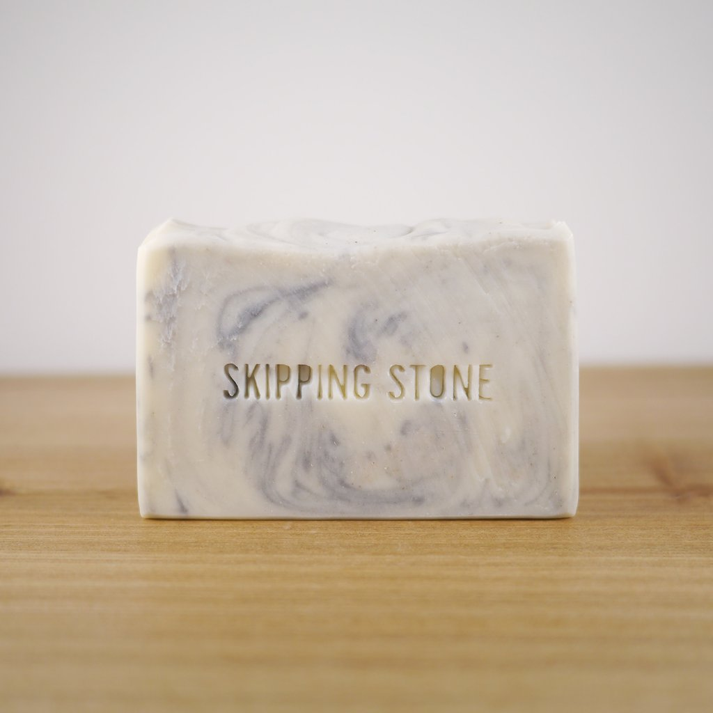 Skipping Stone // Frozen Lake Handmade Soap