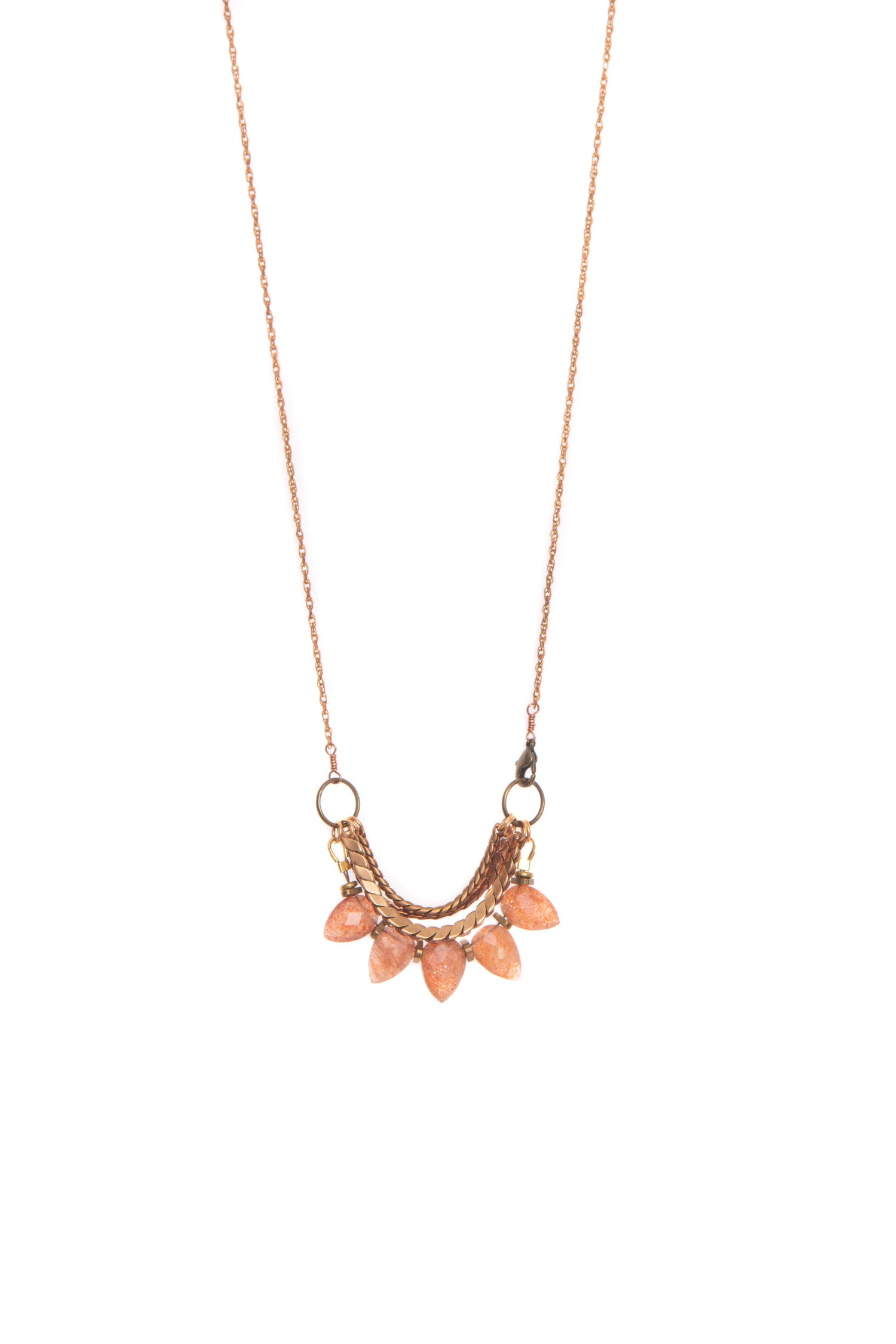 Hailey Gerrits // Lena Necklace