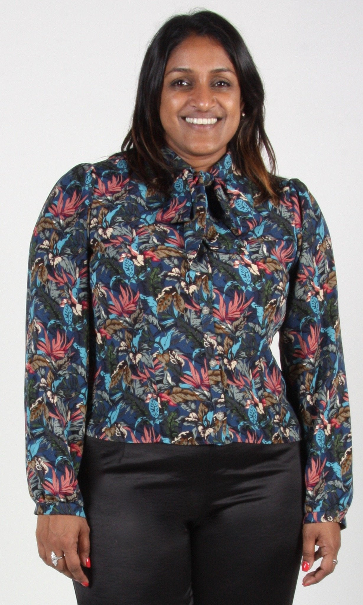 Birds of North America // Dotterel Blouse