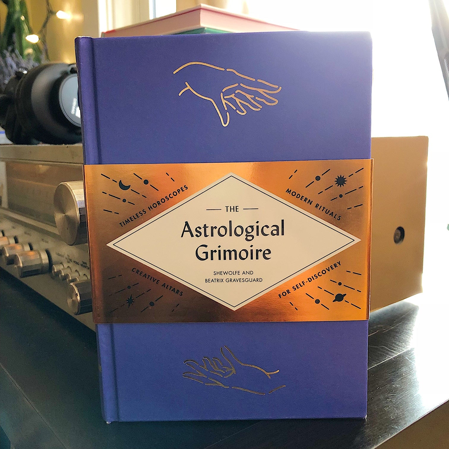 The Astrological Grimoire // By Shewolfe and Beatrix Gravesguard