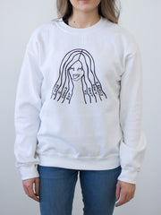 Slow Dog Designs // RSVP Sweatshirt
