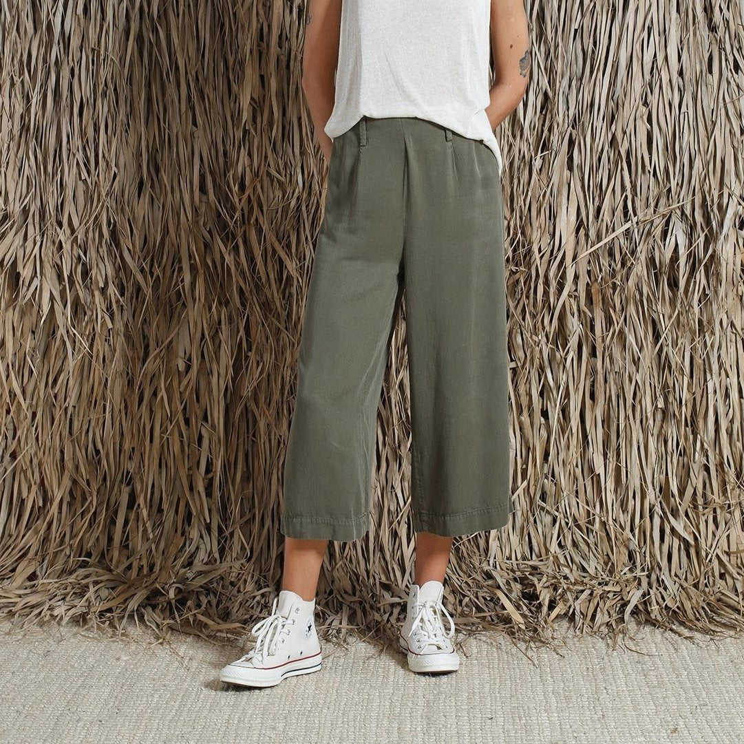 Indi & Cold // Wide Leg Pants