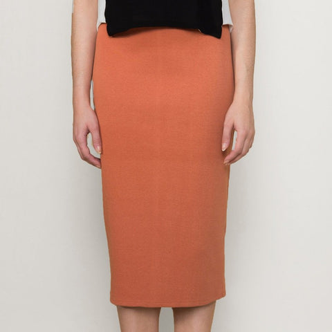 Allison Wonderland // Hinge Skirt Spice