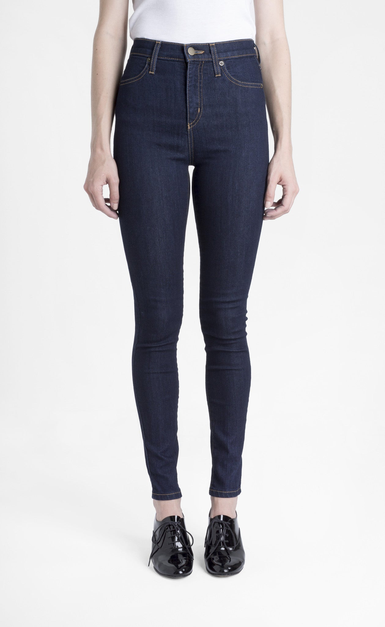 Iris Denim // Bad Reputation High Waist Jeans