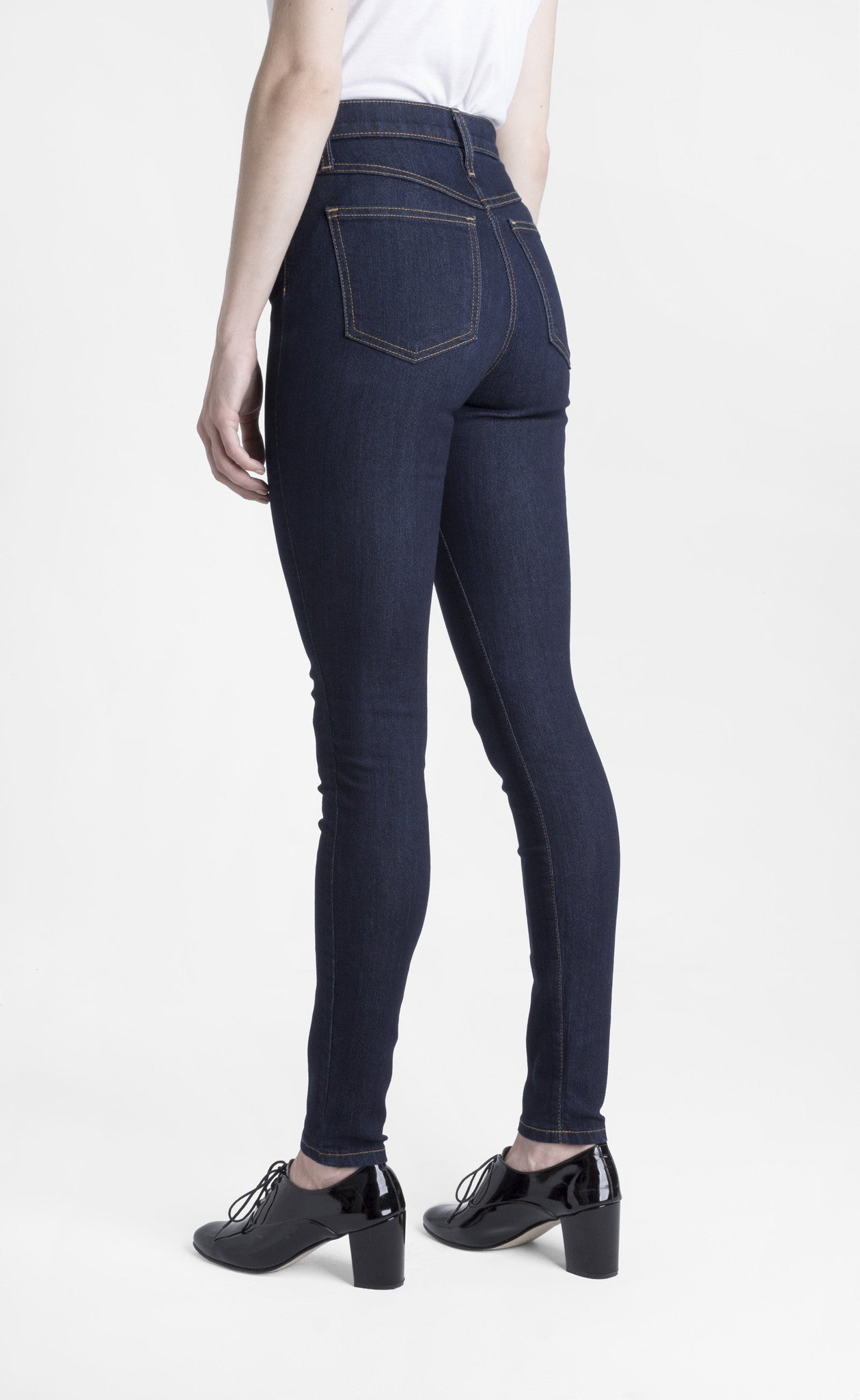 High Waist Bad Reputation Jeans by Iris Denim