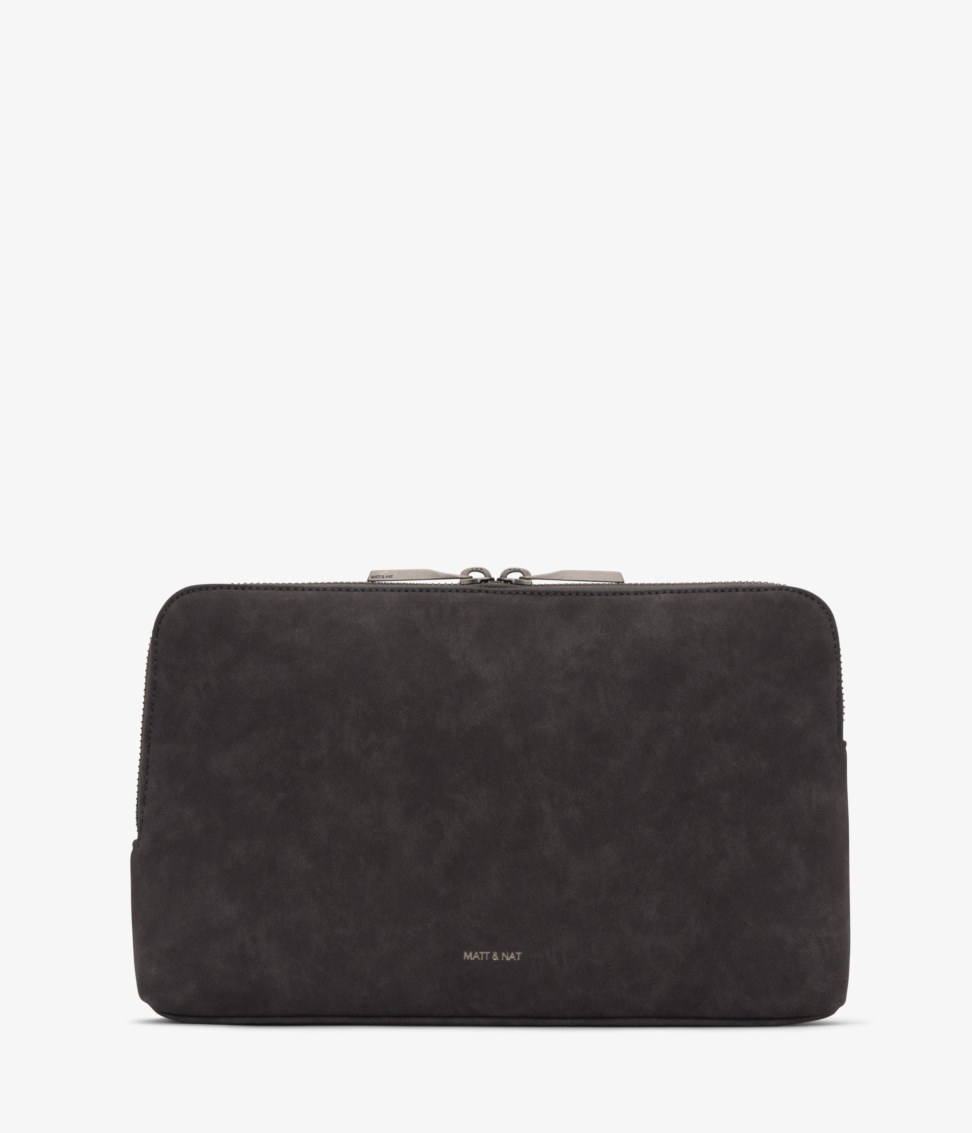 166bdf001c8 Matt & Nat // Harper Suede Clutch – Coal Miner's Daughter