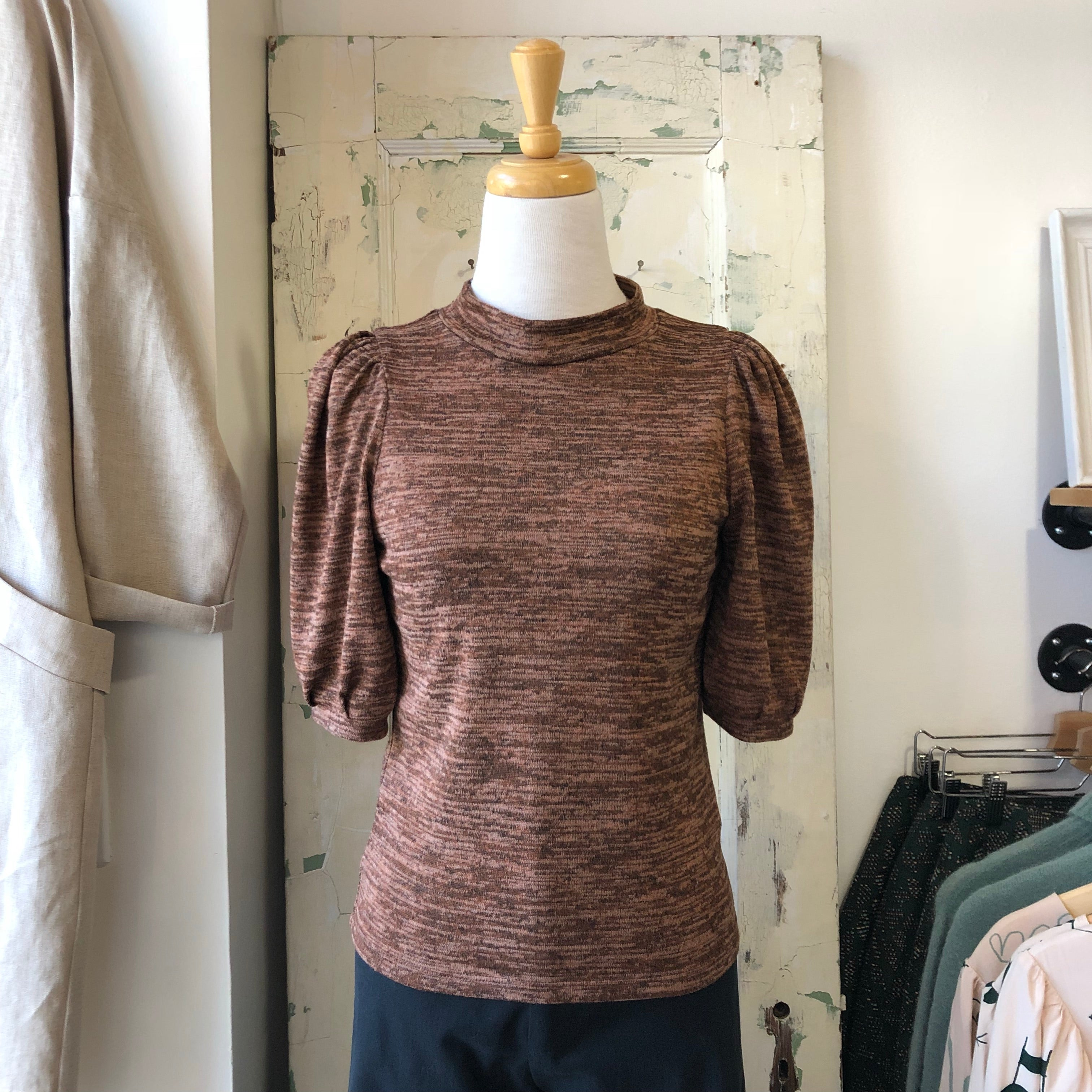 Dagg & Stacey // Jacoby Sweater Copper