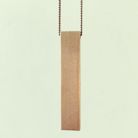 Darlings of Denmark  // Slik H Necklace