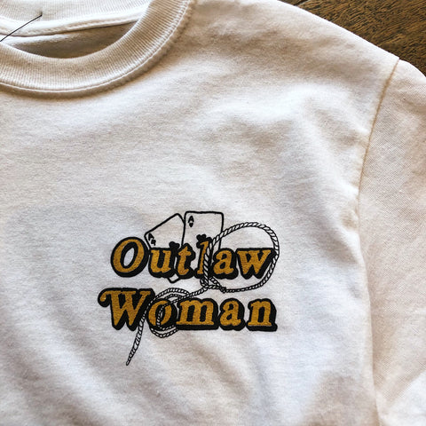 Really, Man? // Outlaw Woman Tee