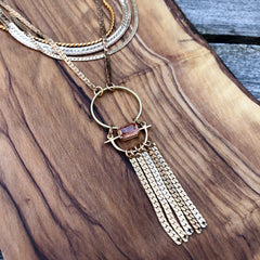 Hailey Gerrits // Capella Necklace