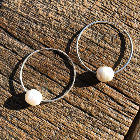 Lisbeth // Meyer Hoops Silver