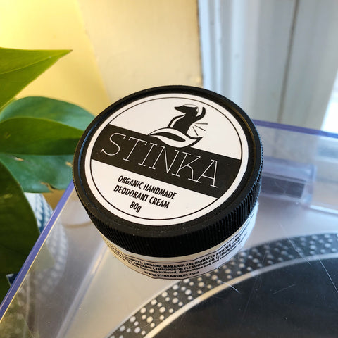 Stinka // Deodorant Cream