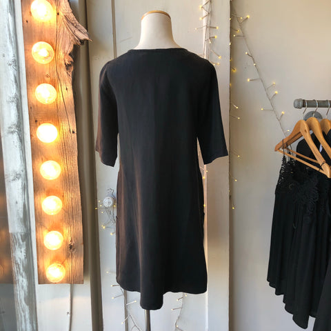 Pillar by Allison Wonderland // Sabrina Dress Black