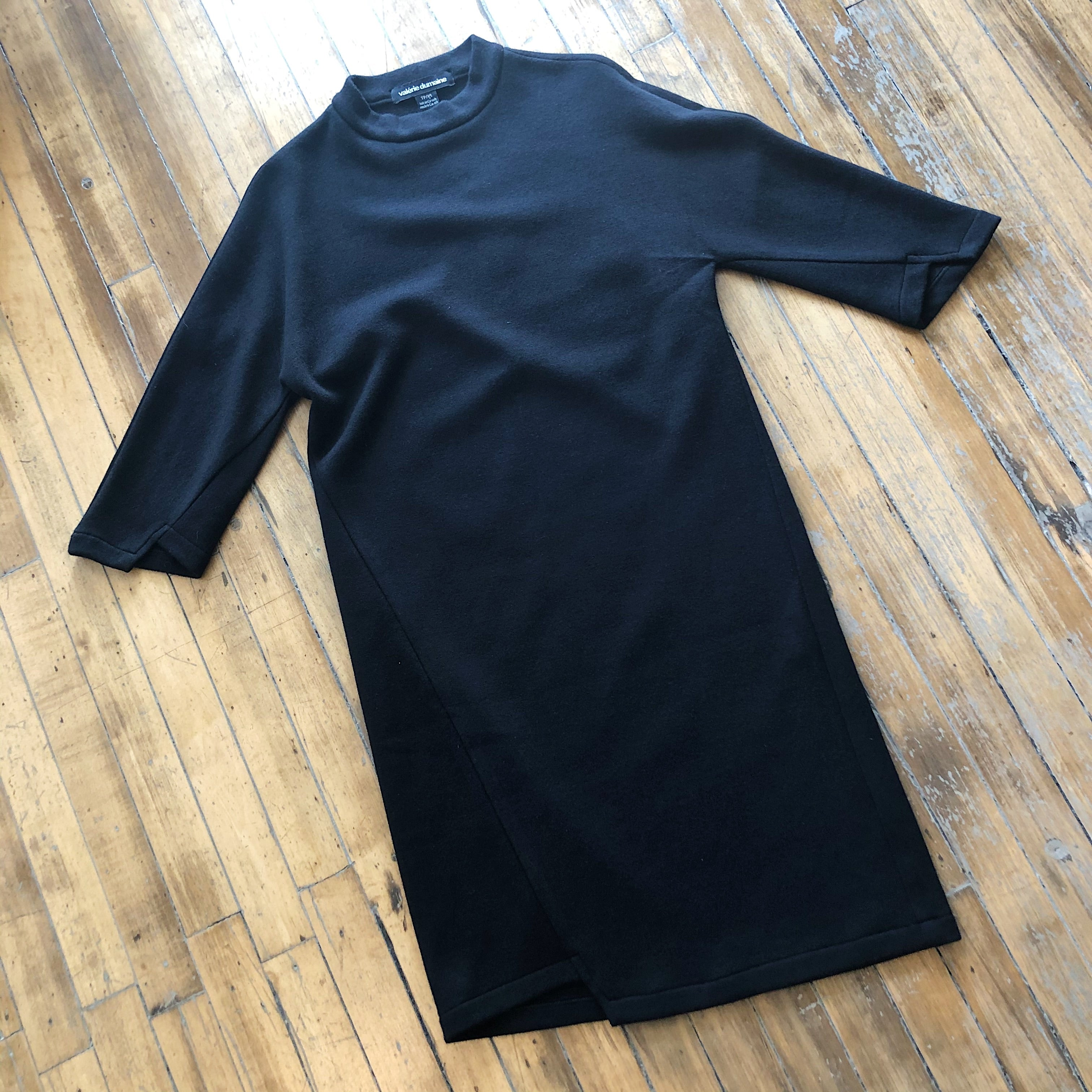 Valerie Dumaine // Ren Dress Black