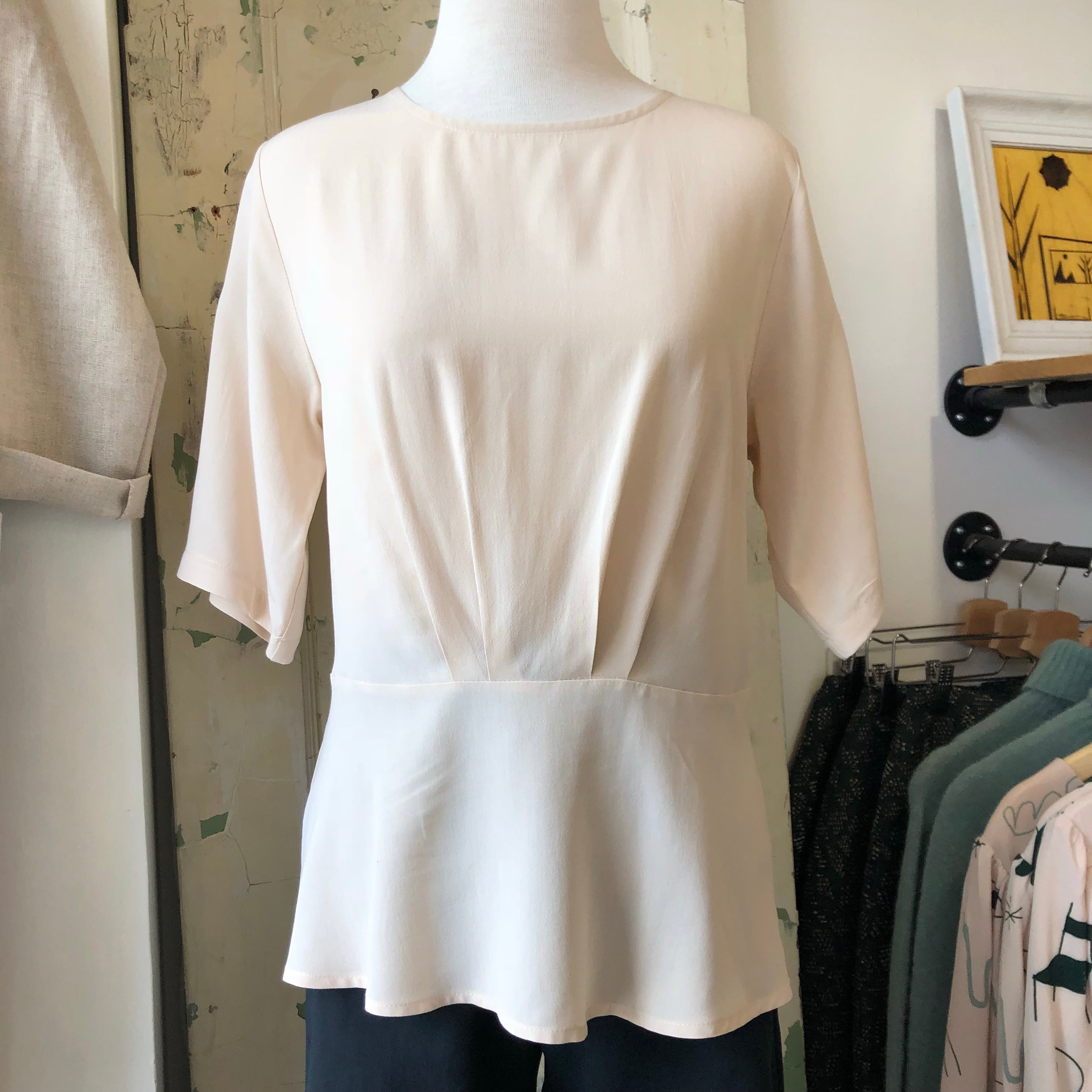 Dagg & Stacey // Malloy Blouse Shell