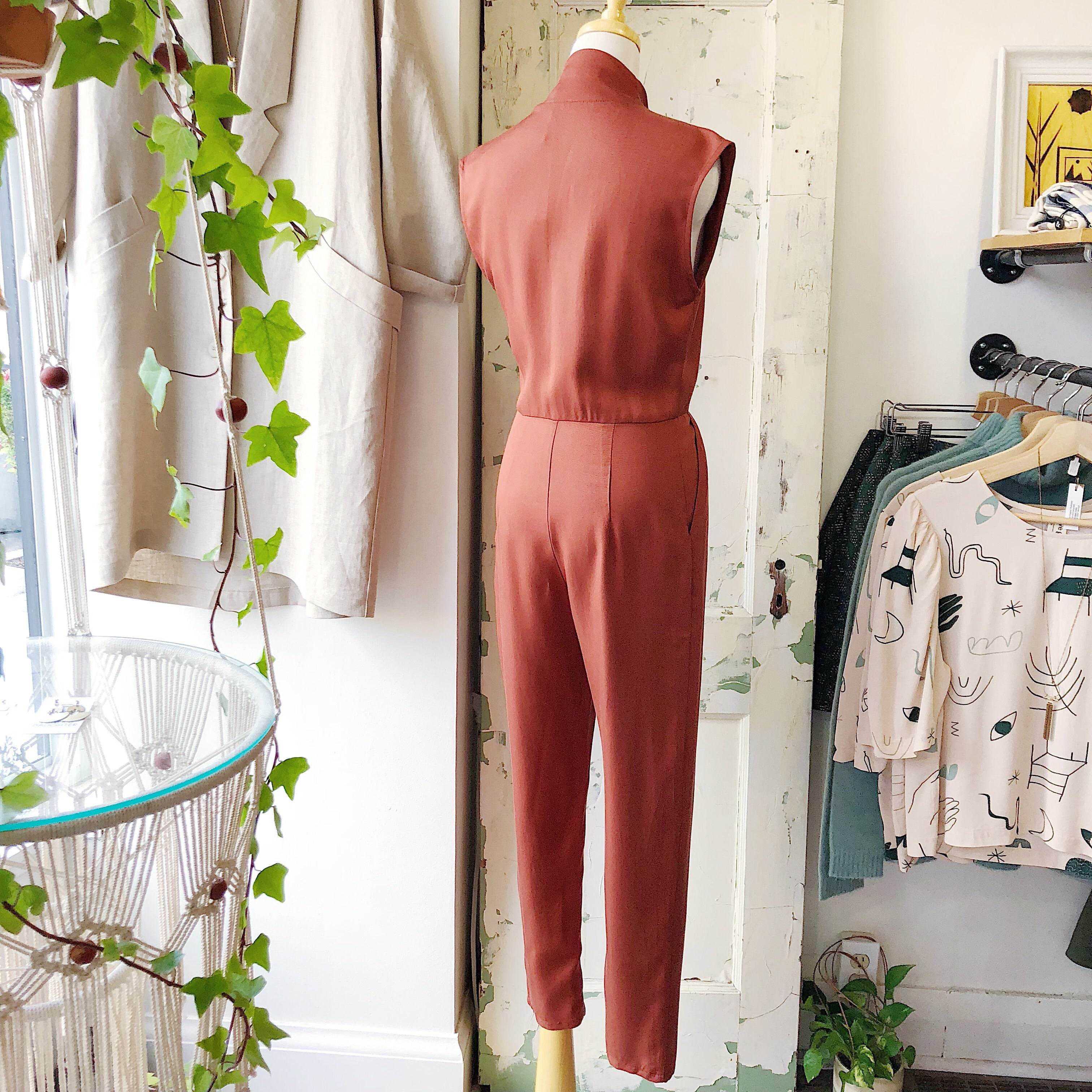 Dagg & Stacey // Darby Jumpsuit