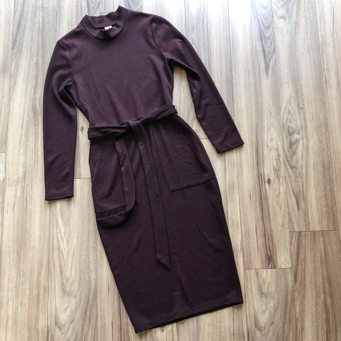 Eve Gravel // Desert Sun Dress Plum